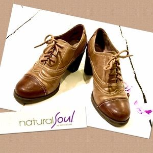 Naturalizer Brown Oxfords